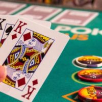 Playing Three Card Poker at a Land Casino