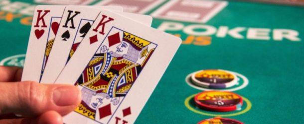 Playing Three Card Poker at a Land Casino
