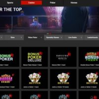 Bodog Video Poker Casino