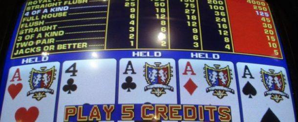 What are Progressive Video Poker Games